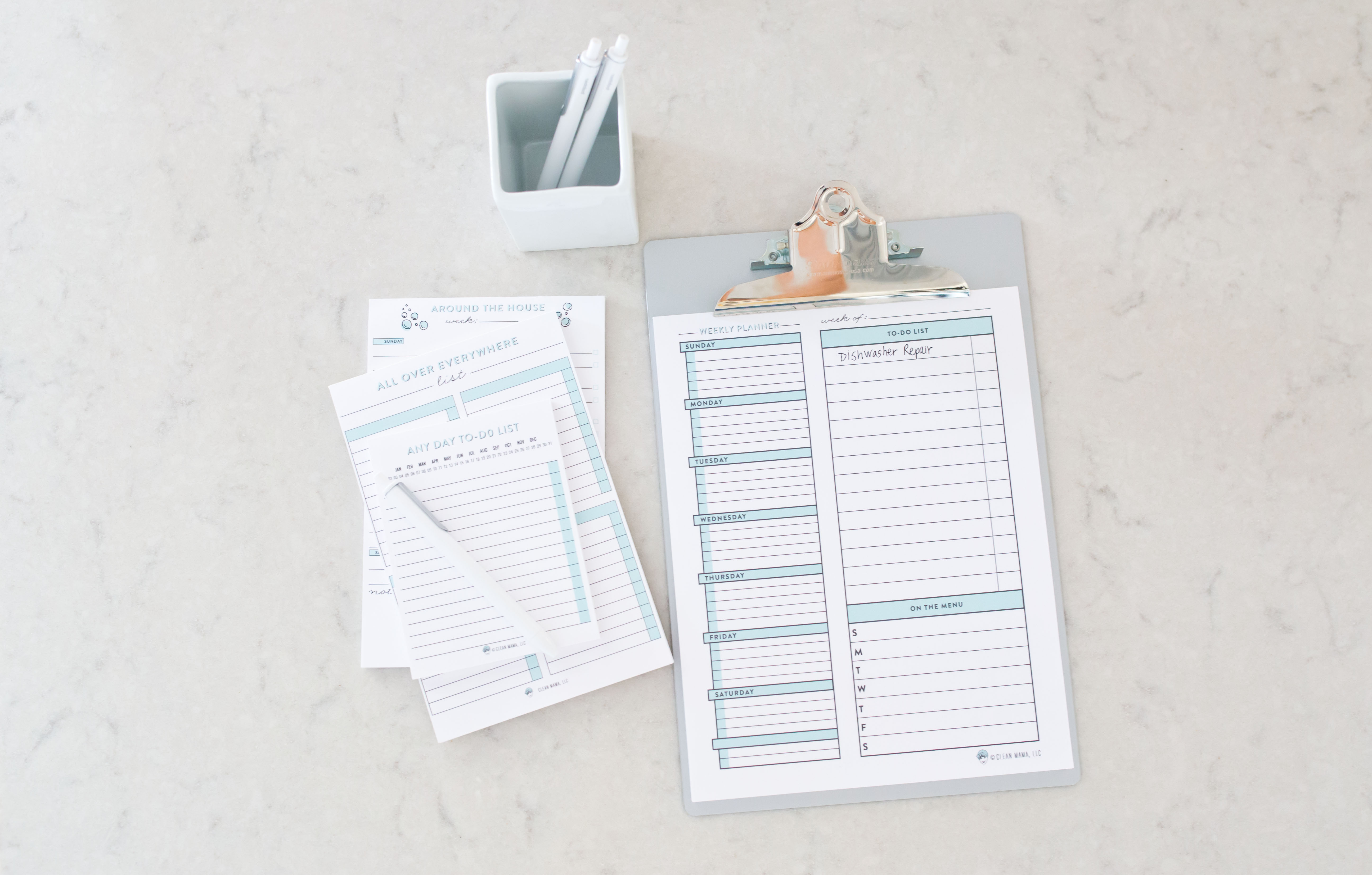 Notepads Clean Mama Home  Clean Mama Home Spring Cleaning SALE Clean Mama. Home Clean Mama   Between Sleeps com