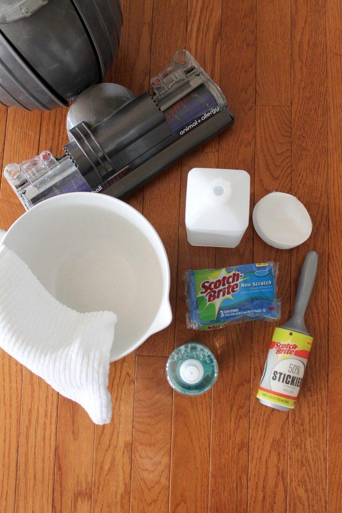 1 - Gather Supplies