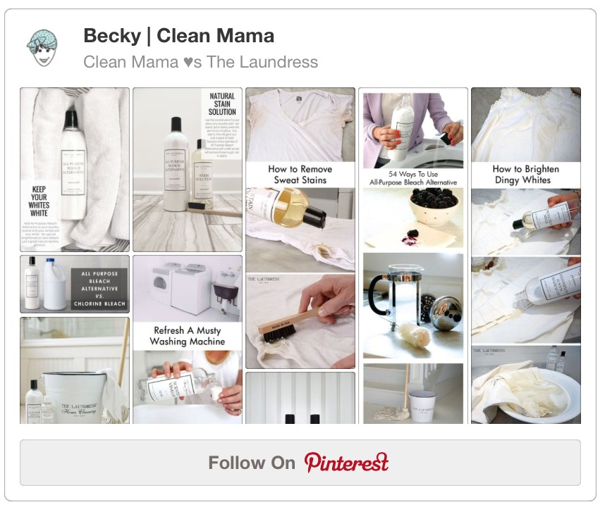Keeping Your Whites White – Clean Mama