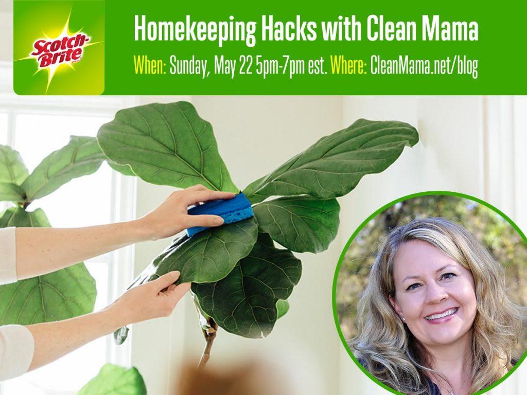 homekeeping hacks