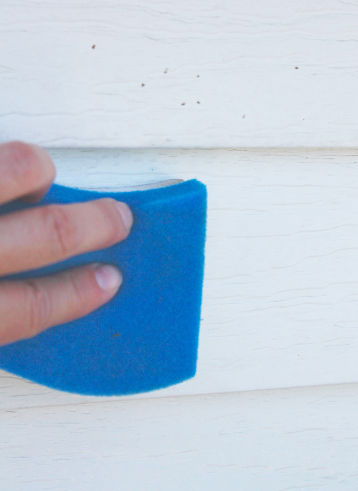 5 - Siding - during