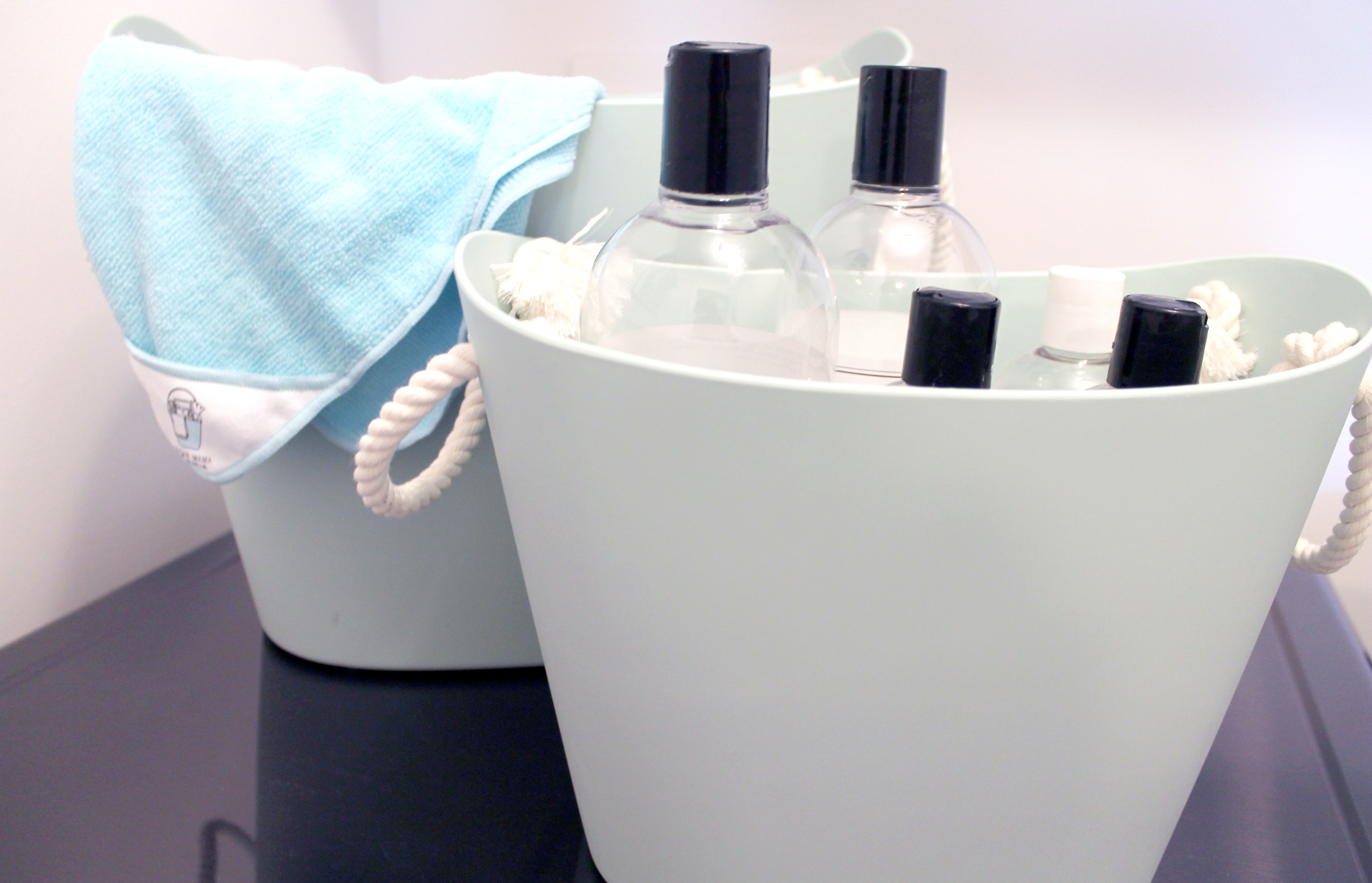 Laundry Buckets - Clean Mama