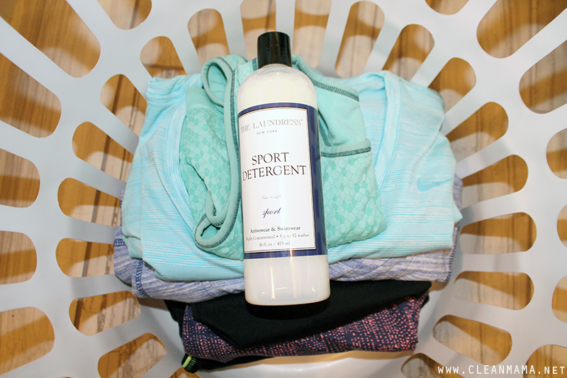 The Laundress Sport Detergent - Clean Mama