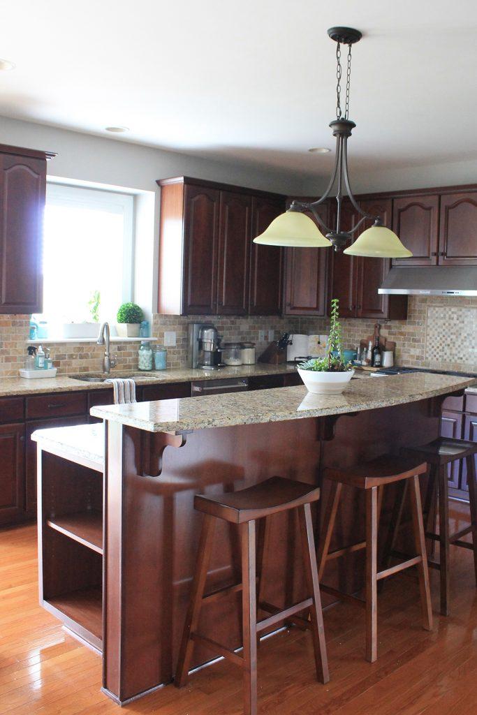 8 - Clean Kitchen