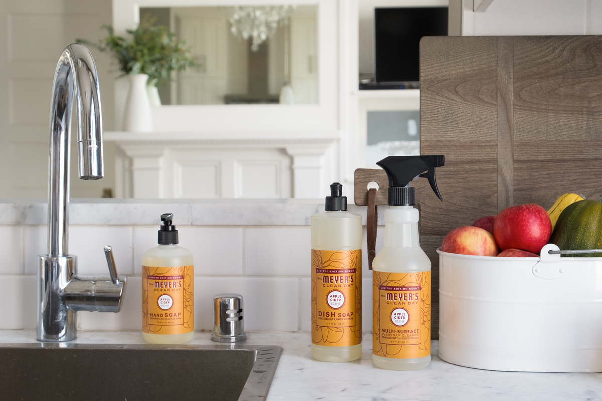 bring fall into your home with this free mrs meyers scent kit clean mama