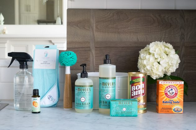 EXTENDED through 8/30 – Last chance to get the Clean Mama Home Essentials Kit for FREE!