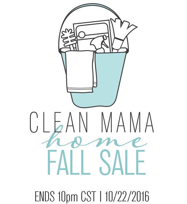 clean-mama-home-fall-sale