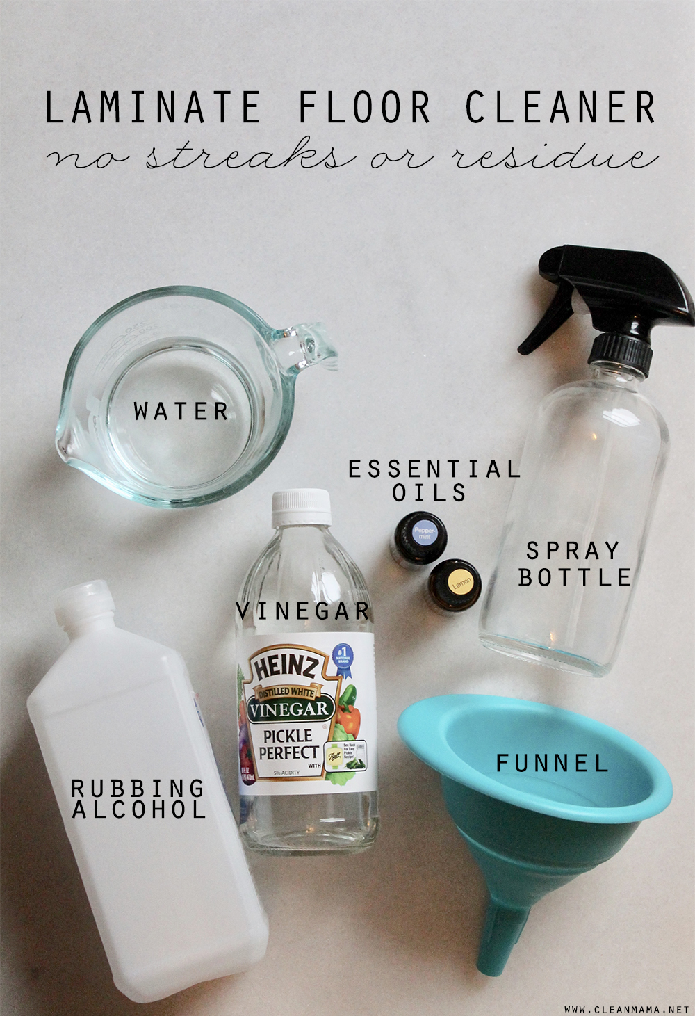 Diy Laminate Floor Cleaner Clean Mama