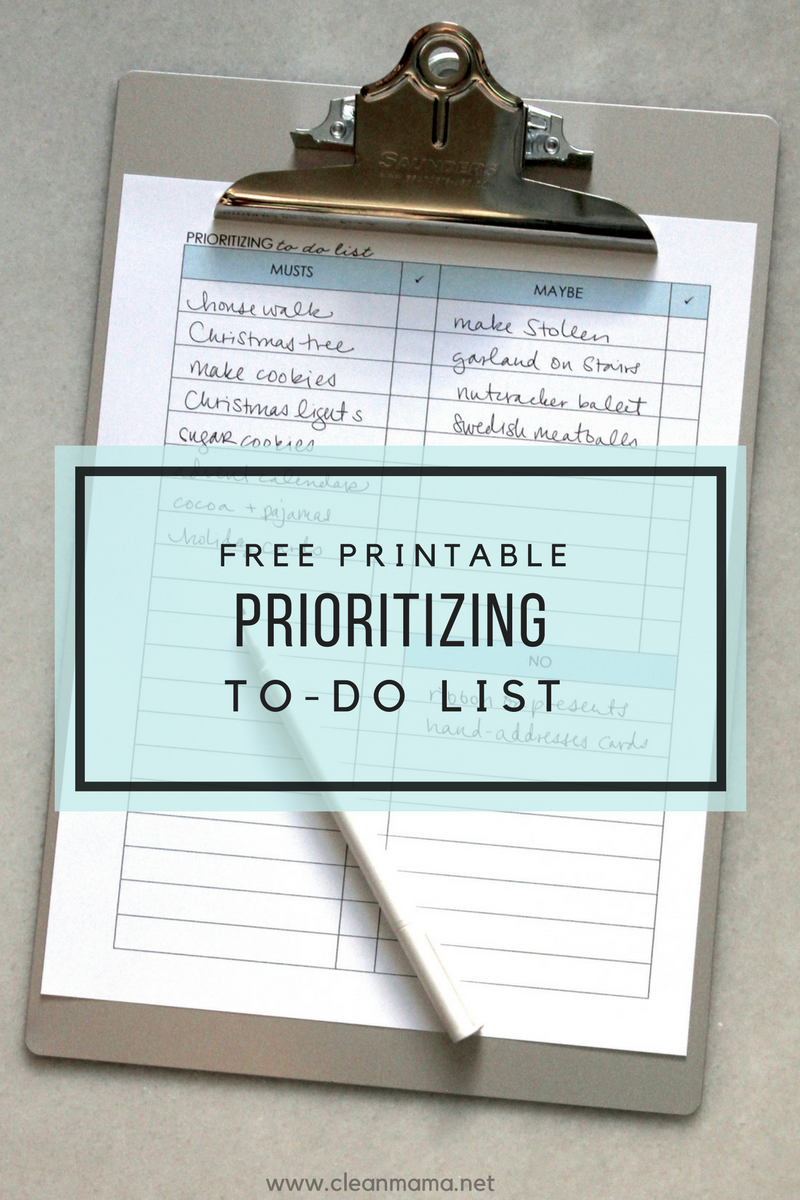 prioritizing-to-do-list-clean-mama