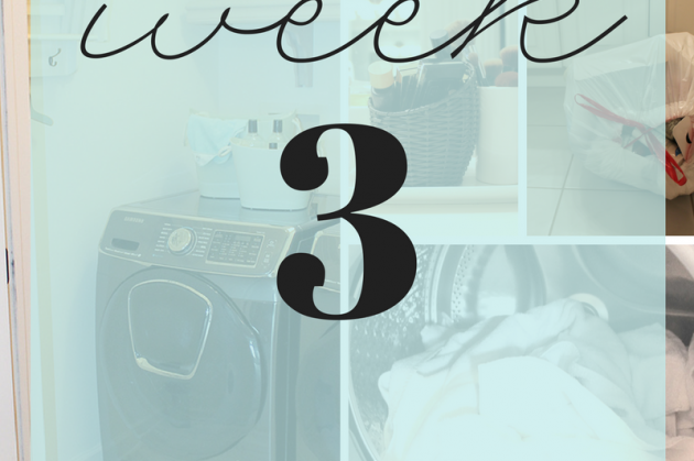 Week 3 – Simply Clean Declutter Challenge