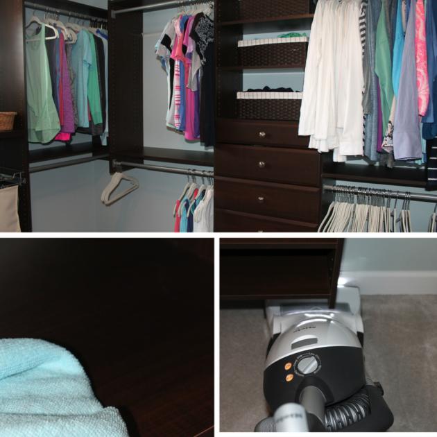5 Steps to an Organized Closet + Free Printable