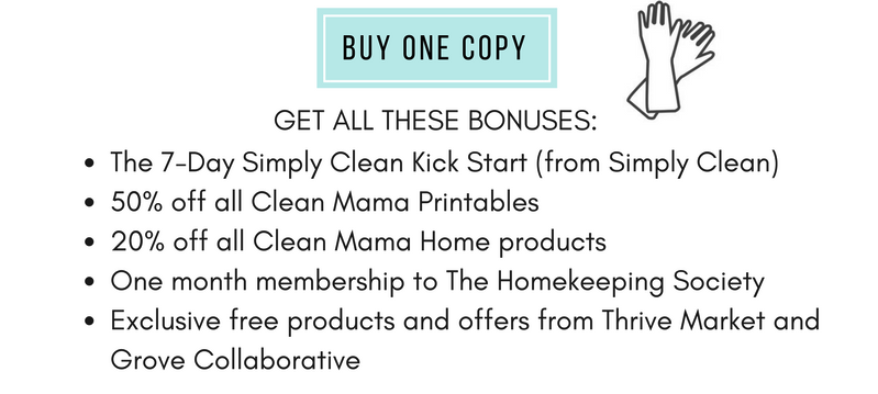 Get your pre order bonuses for simply clean clean mama coupon code for 50 off all clean mama printables coupon code for 20 off all clean mama home products one month membership march 2017 to the fandeluxe Images