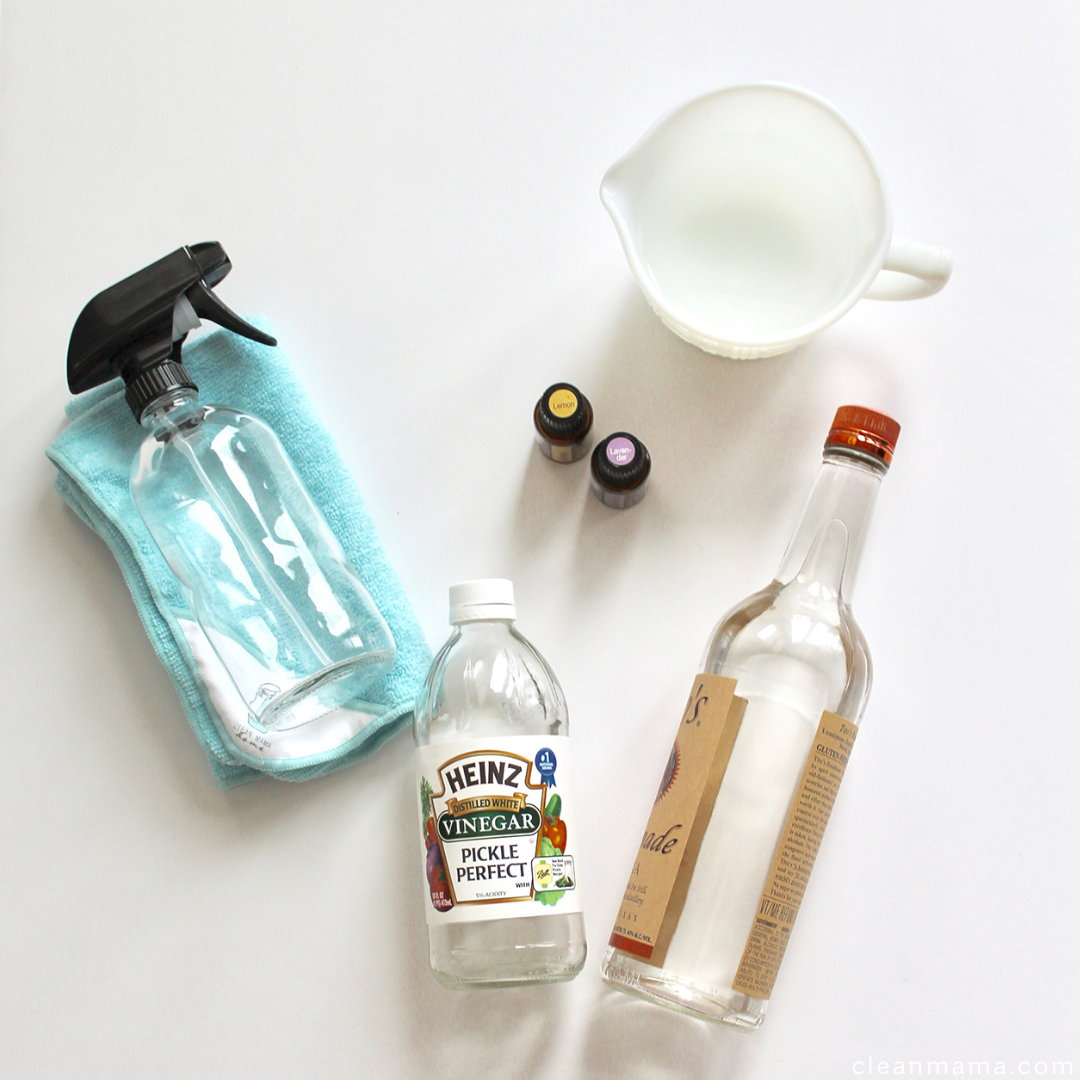 DIY Disinfecting Spray Cleaner – Clean Mama