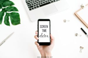 Screen Time Detox : Take Back Your Life One Step at a Time