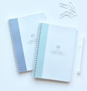 Clean Mama Homekeeping Planners!