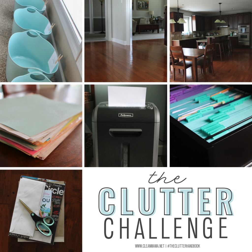 The Clutter Challenge Wrap-Up