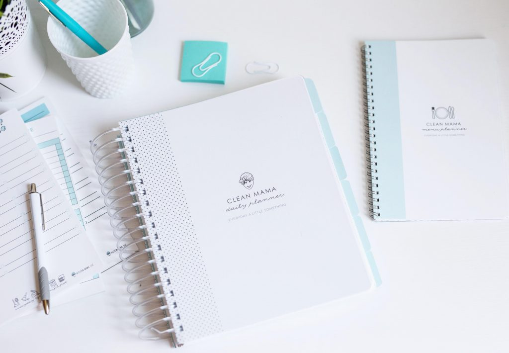Last Day to Pre-order the Clean Mama DAILY Planner + a Video