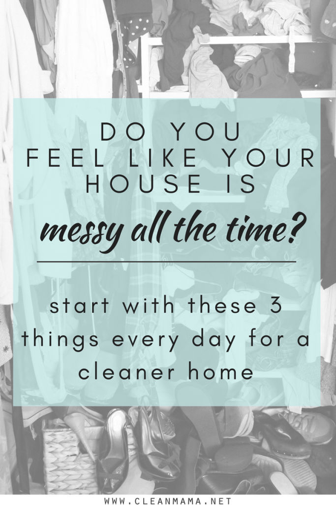 Do You Feel Like Your House Is Messy All The Time? Perpetual Piles, Endless  Clutter, Laundry, Dishes, Toysu2026..This Messy Feeling Can Lead To Simple ...