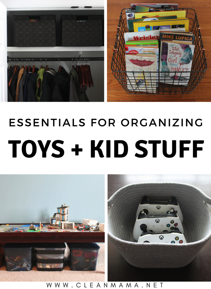 Kids And Toys Stuff Go Hand In One Of The Most Asked Questions I Receive Is How To Contain Keep Clutter Free