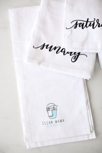 Shop Update : Towels