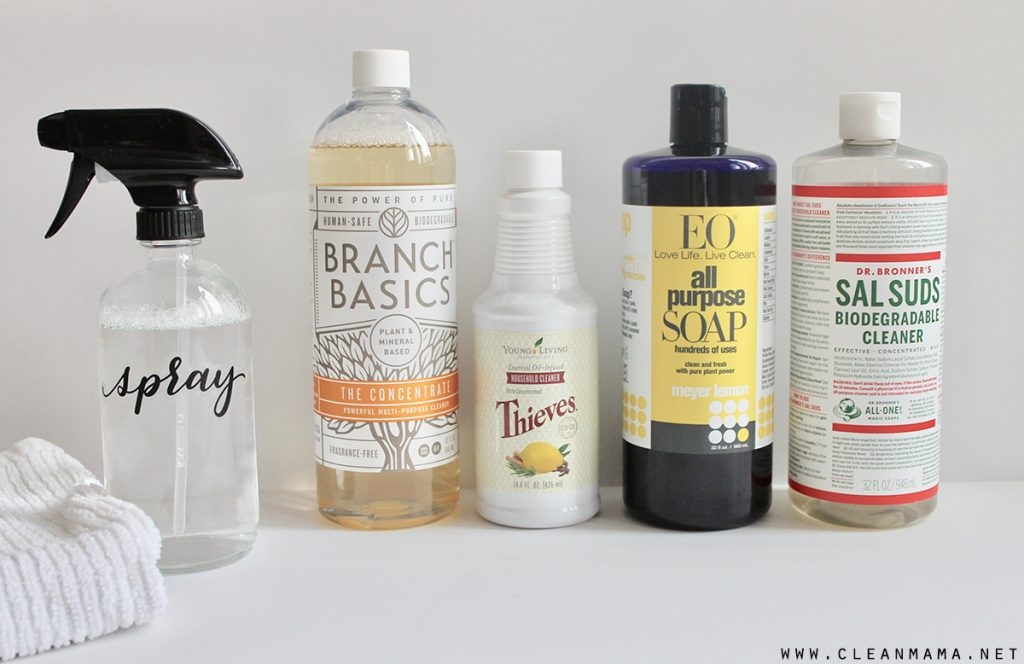 Healthy Home Swaps Cleaning Concentrates Clean Mama