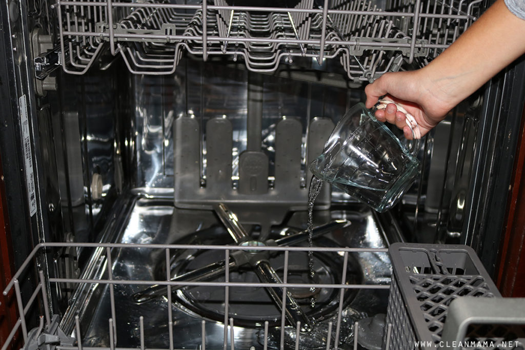how to clean a dishwasher wellness mama