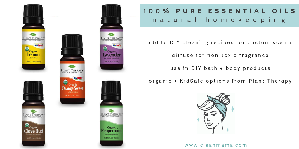 The Perfect Autumn Essential Oil Blend Clean Mama