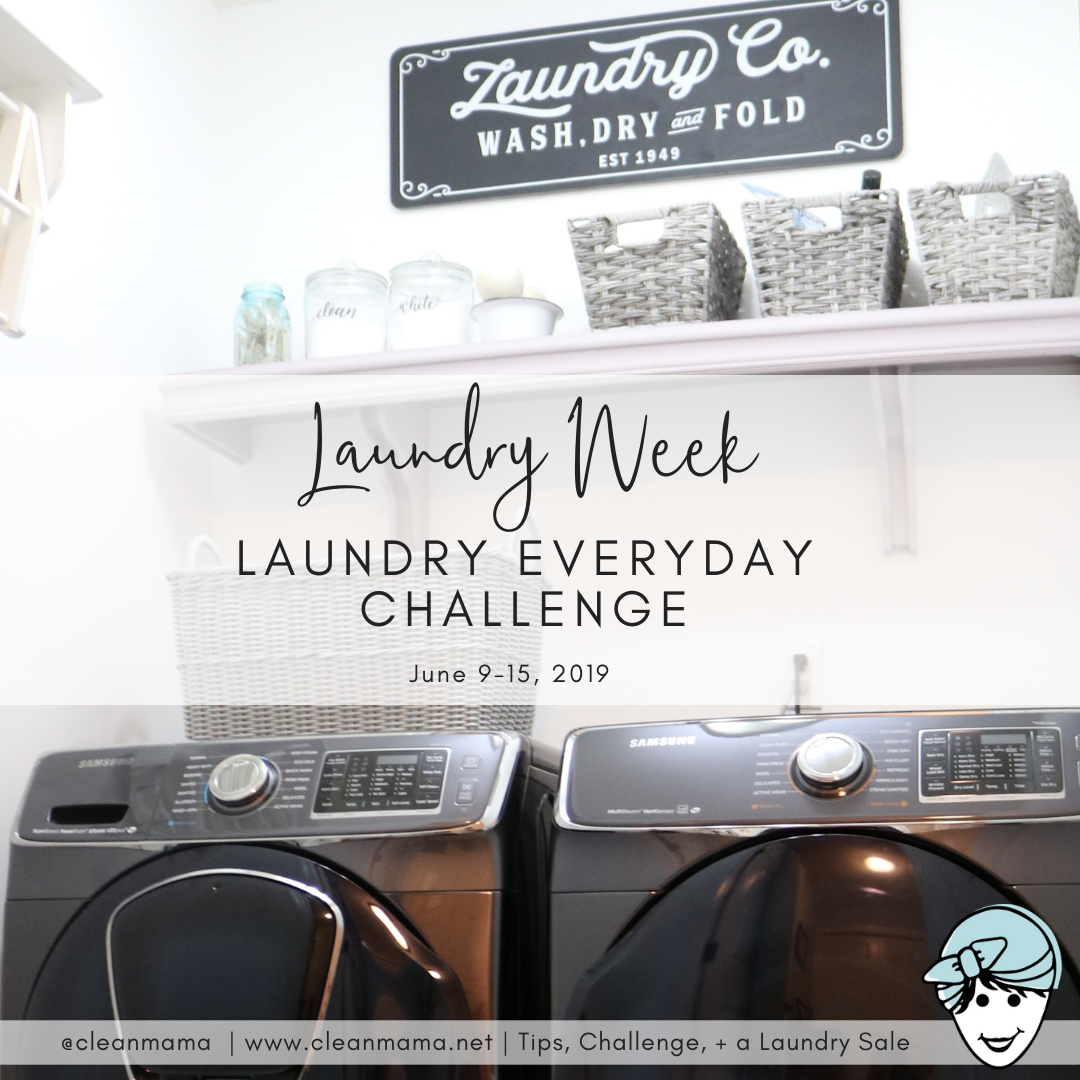 Free Printable : Laundry Guide – Clean Mama