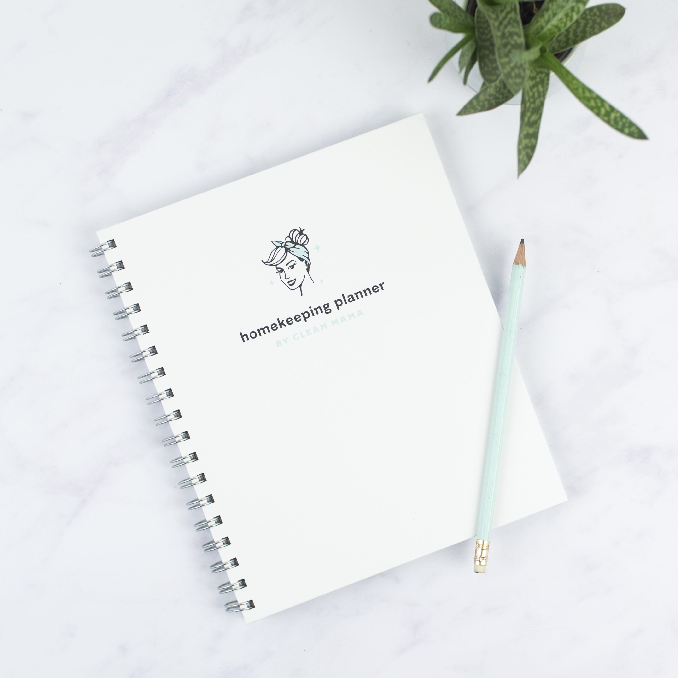 The 2020 Clean Mama Homekeeping Planner