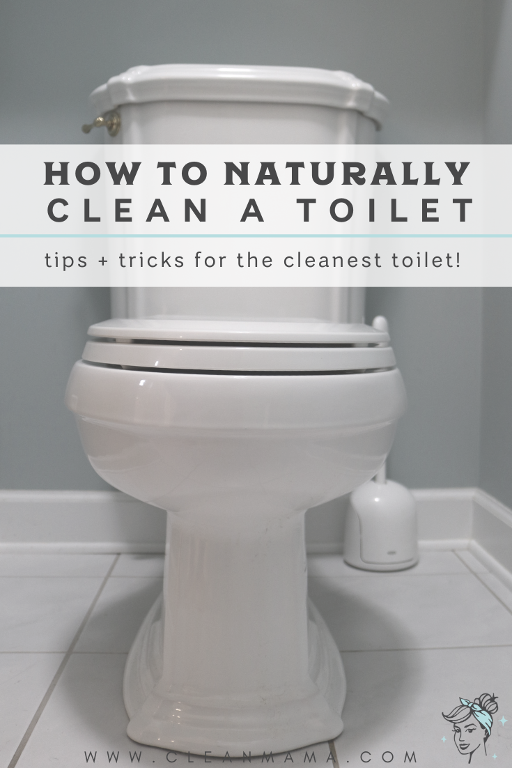 How To Naturally Clean A Toilet Mama