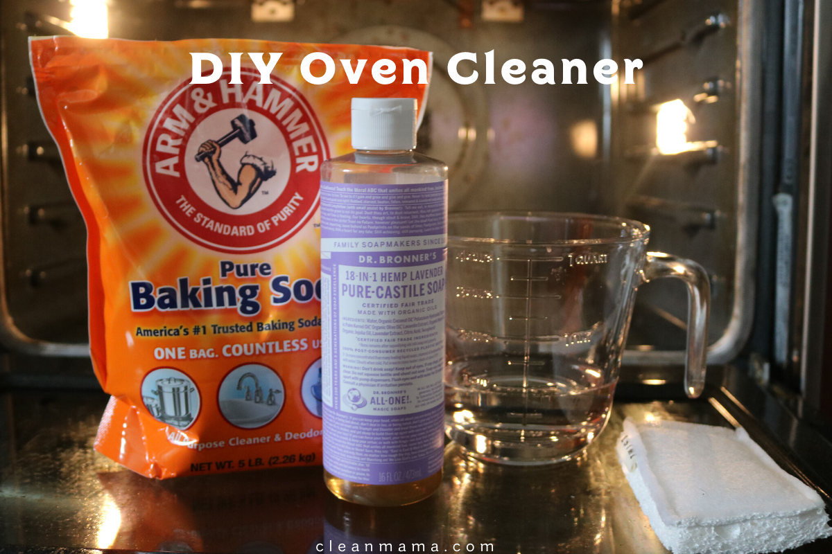How To Naturally Clean An Oven Mama