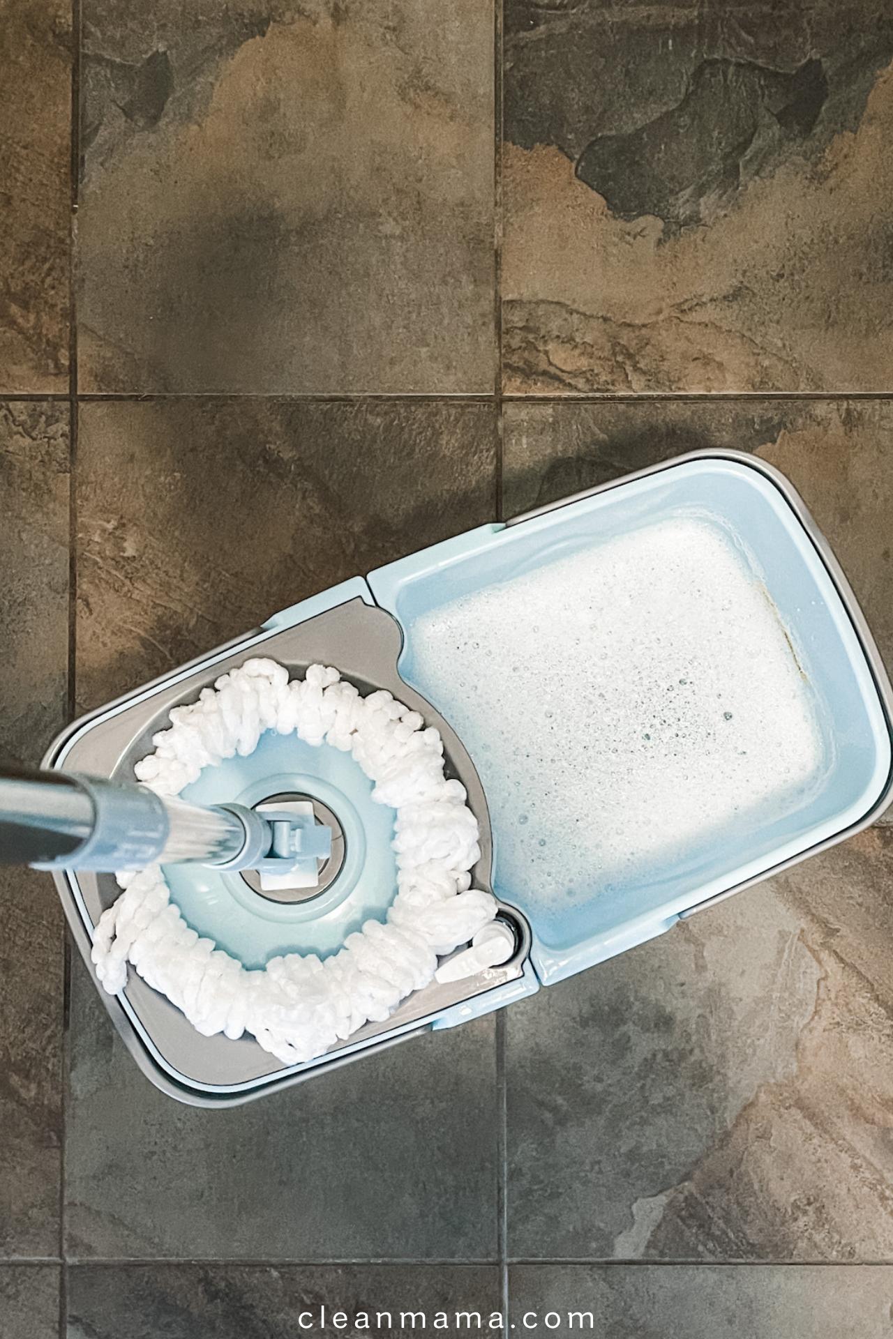 DIY Mop and Bucket Cleaner