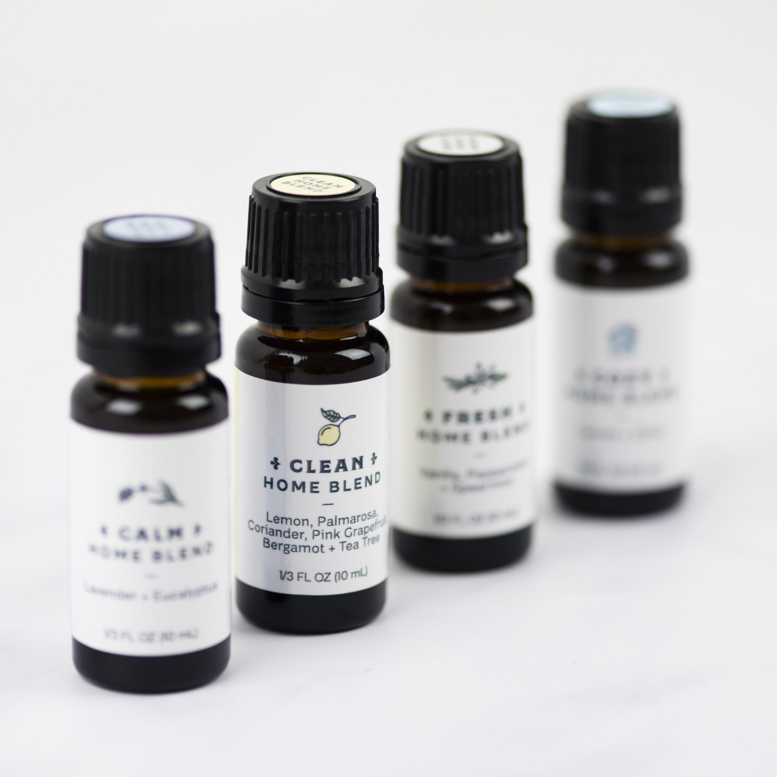 New in the Shop :  Essential Oil Blends