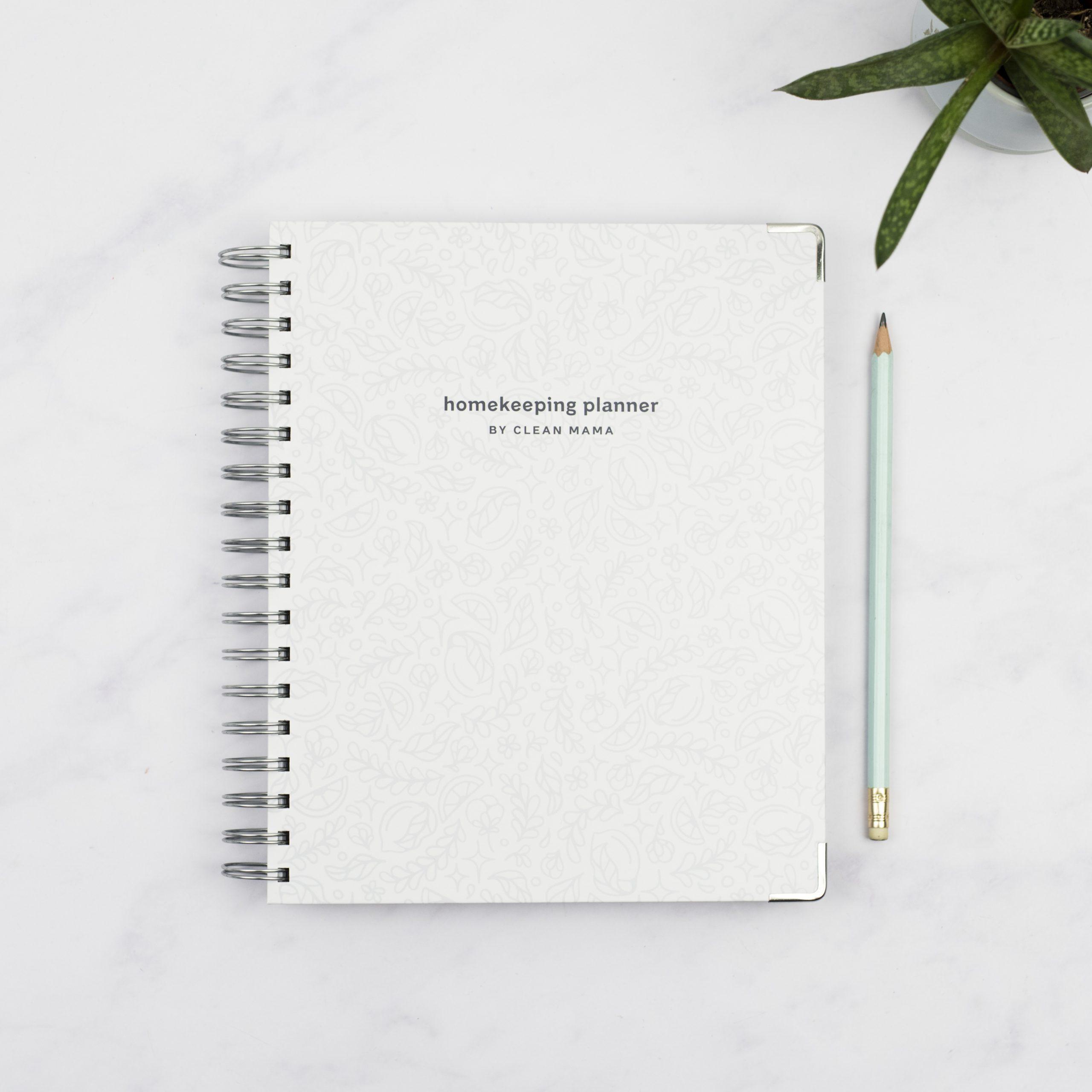 Clean Mama Homekeeping Planner® - great